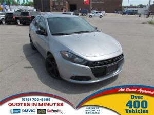 2015 Dodge Dart SXT | BACKUP CAM | SUNROOF | NAV | MANUAL