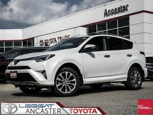 2017 Toyota RAV4 Limited DEMO!!