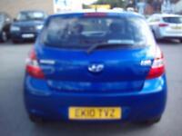 2010 Hyundai i20 1.2 Comfort 3dr 3 door Hatchback
