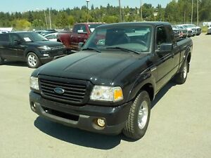 2008 Ford Ranger Sport SuperCab 4 Door 2WD