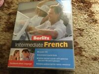 Learn French pack including 6 cds and. Book