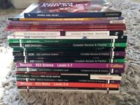Revision guides..GCSE & Keystage 3