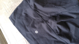 Lulu lemon high rise leggings