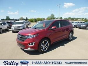 LUXURY CROSSOVER! 2016 Ford Edge SPORT AWD