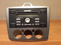 Ford CD6000 Stereo for Fiesta, Focus, Transit etc