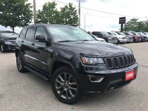 2017 Jeep Grand Cherokee *LIMITED*COURTESY UNIT W/ ONLY 6923  KM