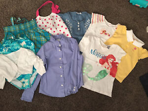 4 years old girls clothes(41 items)