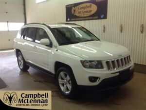 2016 Jeep Compass Sport/North 4WD, Heated Front Seats, Bluetooth
