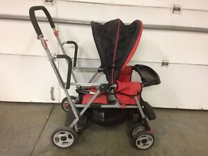 Baby stroller seat and stand $70 obo