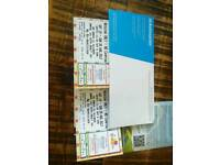 2 V Festival weekend tickets for Chelmsford