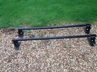Genuine Nissan roof bars used for vannette/delivery