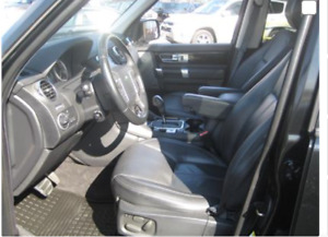 2008 Land Rover LR3 HSE SUV, Crossover