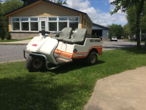 Golf Cart Harley-Davidson 1967