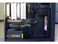 i5 4670k, Noctua NH-D14, 8GB DDR3, Near Silent, £350 ONO