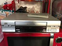 Video cassette player VCR