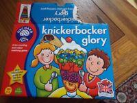 Orchard Toys Knickerbocker Glory game