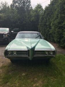 Bonneville 428 a vendre