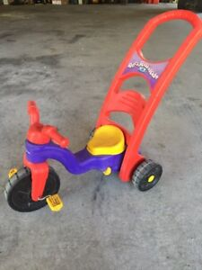 3 in 1 tricycle