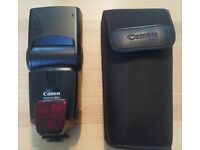 Canon 580EX I Speedlite Flash