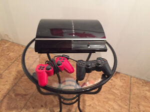 PS3 Bundle - 2 Controllers and 15 Games