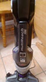 Multireach ion vacuum cleaner