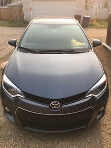 2014 Toyota  Corolla S 6M w/ premium upgrade package