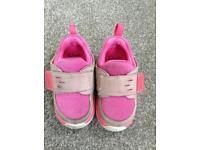 Infant's shoes size 5 clarks