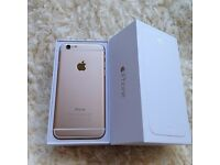 iphone 6 plus 16 gb gold or silver colour .very good condition like new.