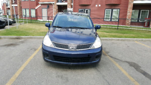 NISSAN VERSA, FULLY LOADED, ACTIVE STATUS, VERY FIRM PRICE!!
