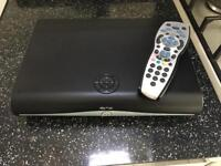 Sky +hdbox with remote