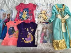 Disney girls 3-4 bundle