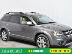 2012 Dodge Journey R/T AWD DVD 7 PASSAGERS