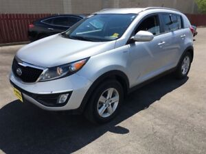 2014 Kia Sportage LX, Heated Seats, Steering Wheel Controls
