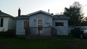 2 Bedroom House Available August 1st