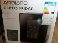 Wine cooler type fridges pair off