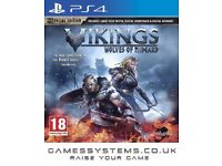 Get Vikings: Wolves of Midgard on Xbox One & PS4 Brand New & Sealed for just £38.99!