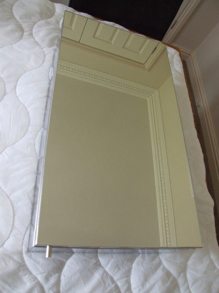 Metal Bathroom Cabinet With Mirror In Bourton On The Water
