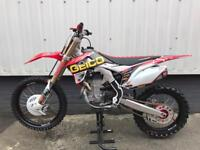 CRF450R 2014 10hrs use since new. Crf 450 yzf kxf crf rmz ktm
