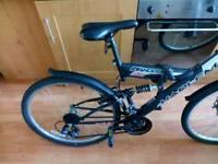 Harlem BS6102 26' wheels Dual Suspension bike