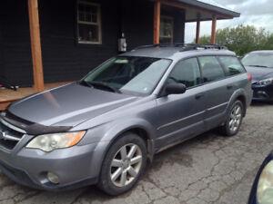 2008 Subaru Outback VUS