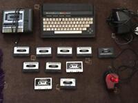 Classic Commodore C16 home computer