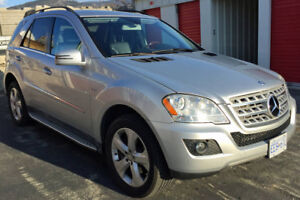 2011 Mercedes-Benz M-Class SUV, Crossover