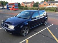 2002 Golf GTI Turbo 1.8 20v very clean thousands spent