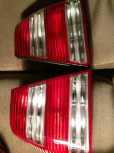MK4 Jetta Candy Cane Taillights