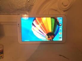 Samsung galaxy tab 3 8GB white