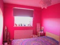 To swap a double bedroom flat in Leeds to a property in London, Bristol, Glastonbury, Newport