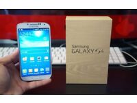 Samsung Galaxy S4 with Box – 16 GB – Excellent Condition - (Unlocked)