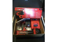 Snap on 1/2 18v monster lithium impact wrench