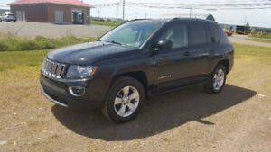 2015 Jeep Compass HIGH ALTITUDE SUV, Crossover
