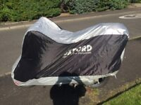 Oxford Moped / motorbike cover.